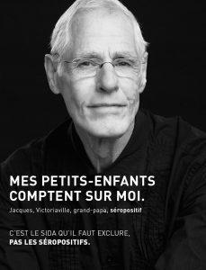 affiche campagne 2012 cocq sida